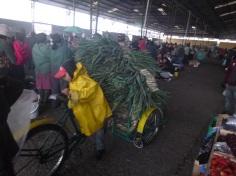 Machachi market, Ecuador