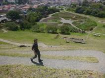 Cuenca, Ecuador, inca ruins