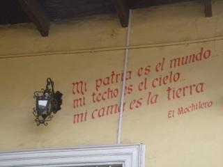 Trujillo,Peru, hostel