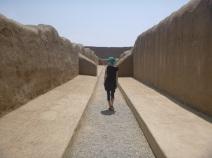 Trujillo, Chan Chan ruins, Peru