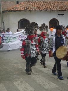 Caraz, Peru, Fiesta