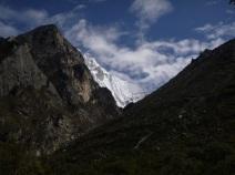 Caraz, Peru, Laguna Paron, hiking back 15km
