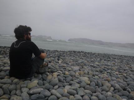 Lima, Callao, la Punta, Peru