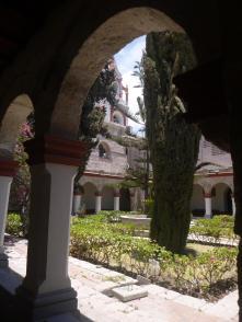 Arequipa, la Recoleta Monastry, Peru