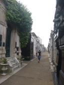 Buenos Aires, cemetery of La Recoleta