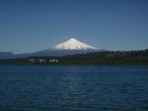 Villarica volcano, Chile