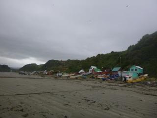 Chiloe island, Pinhuile, Chile