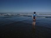 Cole cole beach, Chiloe island, Chile