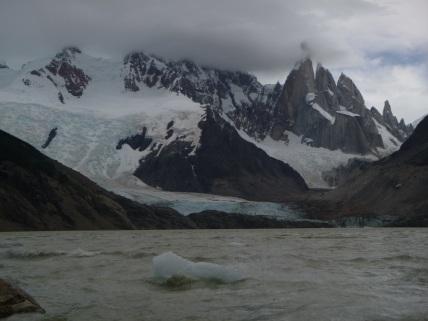 El Chalten, los glaciares, Argentina