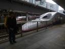 Shinkansen between Kyoto and Nikko