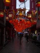 Fukuoka, lantern festival, Japan