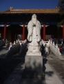 Beijing, Confucius temple, China