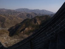 The Great Wall, Badaling, north of Beijing, China