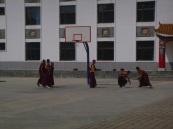 Youning Si Monastery, close to Xining, China