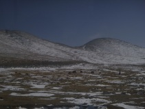 Between Xining and Yushu