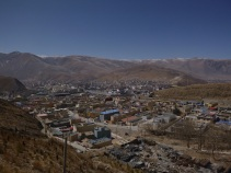 Yushu city, China