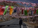 Princess Wencheng monastery close to Yushu, China