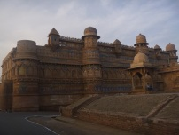 Man Singh fort, Gwalior, India