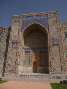 Medressa, Samarcand, Uzbekistan