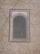 Window, Samarcand, Uzbekistan