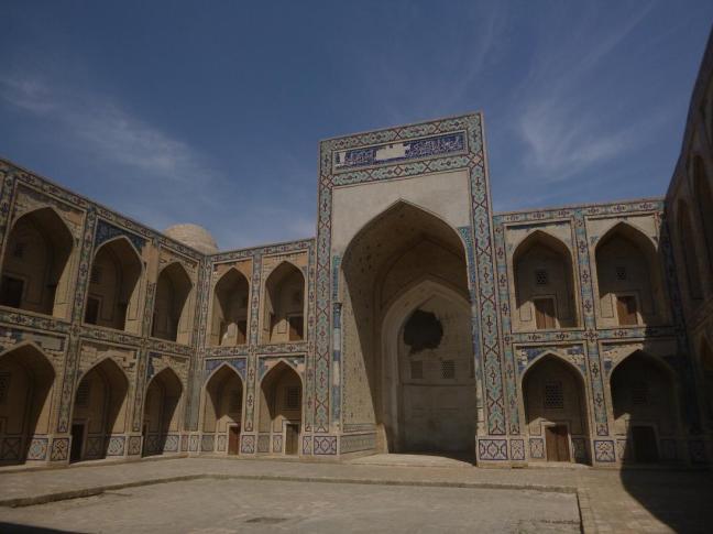 Madressa, Bukhara, Uzbekistan