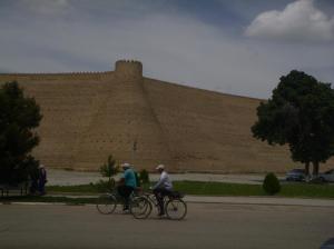 """Fortress """"Ark"""", Bukhara, Uzbekistan"""