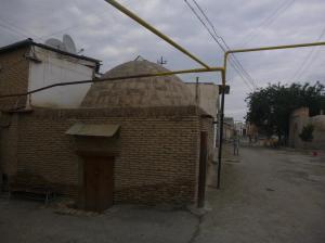Behind the nice streets, Bukhara, Uzbekistan