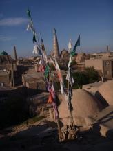 Cemetery, Khiva, Uzbekistan