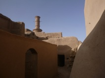 Old village around Yazd, Iran