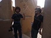 Around Yazd with Pablo, Iran