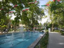 Park in Teheran, Iran