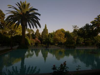 Persian garden, Shiraz, Iran