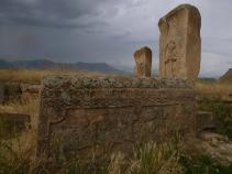Grave in Areni, Armenia