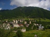 Svanetie, Georgia